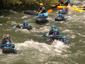 Andorre rafting individuel